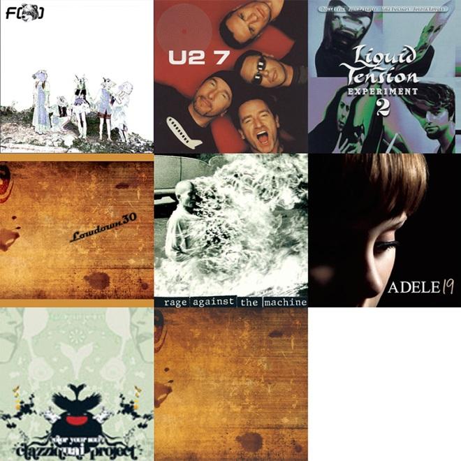 2012 favorite songs