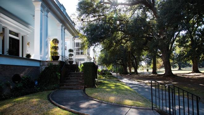 Tulane University Site Visit